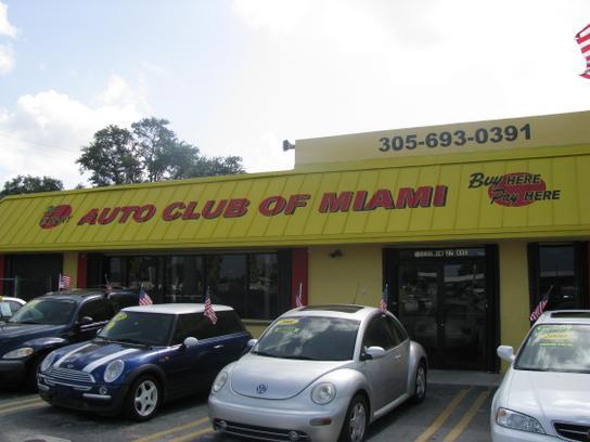 auto club of miami inc miami fl 33147 1761 car dealership and auto financing autotrader. Black Bedroom Furniture Sets. Home Design Ideas