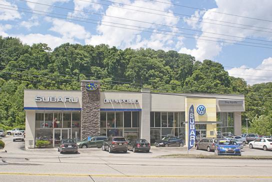 Day Apollo Subaru car dealership in Moon Township, PA ...