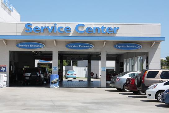 David mcdavid honda of frisco car dealership in frisco tx for Honda frisco service