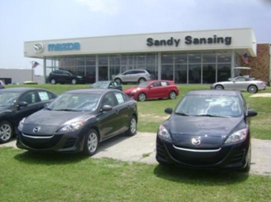 Sandy Sansing Mazda New Mazda Dealership In Pensacola ...