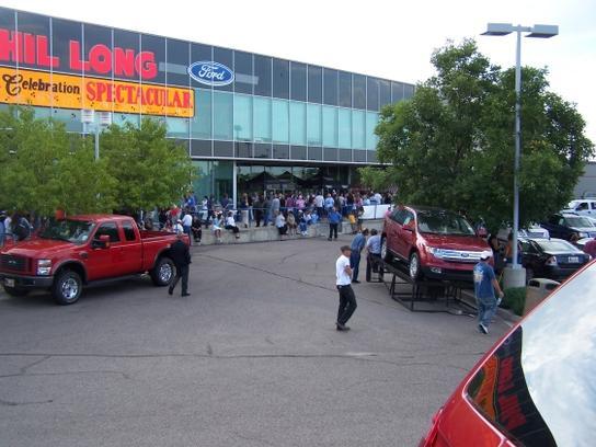 Phil long ford denver car dealership in littleton co for Phil long ford used cars motor city