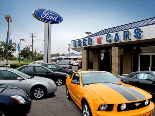 koons falls church ford : falls church, va 22044-3304 car dealership