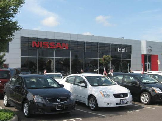 Hall Nissan Chesapeake