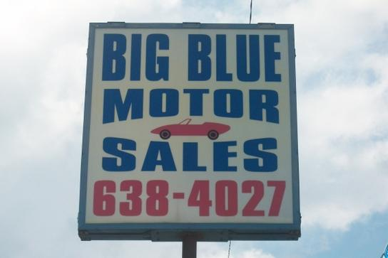 big blue motor sales louisa ky 41230 car dealership