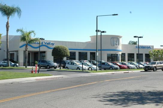 diamond valley honda car dealership in hemet ca 92545