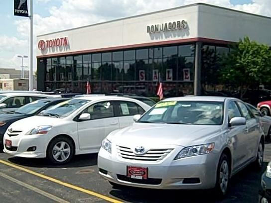 Don Jacobs Toyota Milwaukee WI Car Dealership And Auto - Toyota dealers wisconsin
