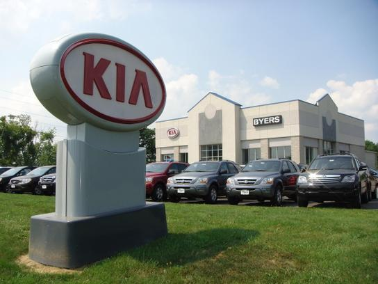 Kia Dealership Columbus Ohio >> Byers KIA LLC : Lewis Center, OH 43035 Car Dealership, and Auto Financing - Autotrader