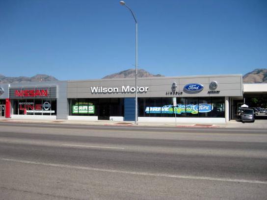 Wilson Motor Company Car Dealership In Logan Ut 84321