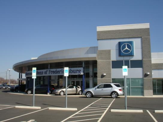 Mercedes-Benz of Fredericksburg 2