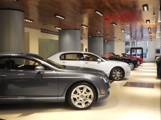 Direct Auto Insurance Payment >> Bentley Bugatti Lamborghini Maserati Rolls-Royce of Chicago : Chicago, IL 60611 Car Dealership ...