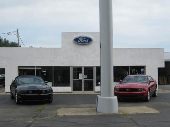 Humes Ford of Corry 1