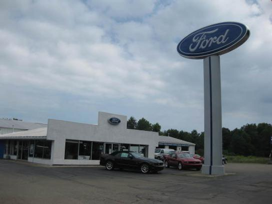 Humes Ford of Corry