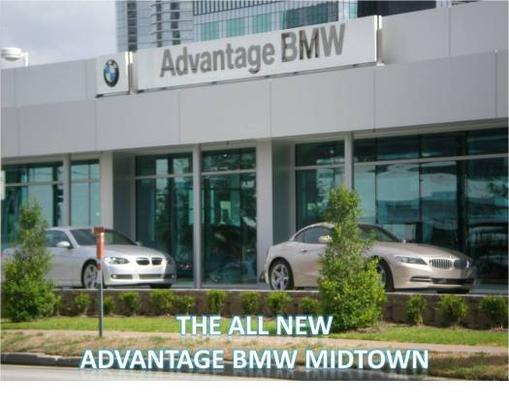 New used bmw dealer service advantage bmw midtown for Dean motor cars houston tx