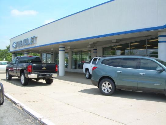 Eriks Chevrolet Kokomo In 46904 Car Dealership And