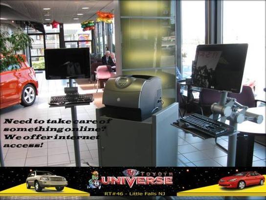 Toyota Universe 2