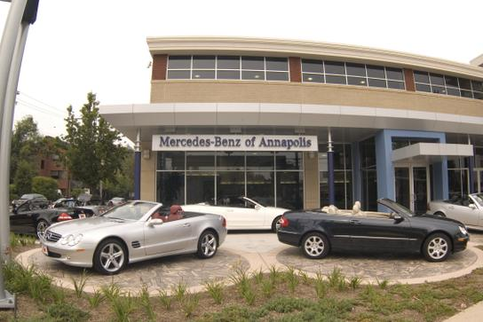 Mercedes benz of annapolis annapolis md 21403 car for Mercedes benz service annapolis md