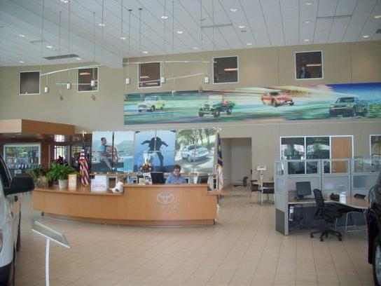 Rick Hendrick Toyota Scion car dealership in Fayetteville ...