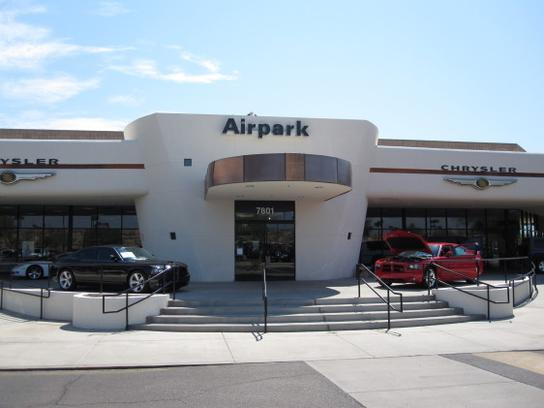 Airpark Dodge Chrysler Jeep