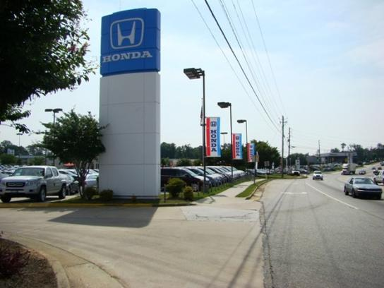 Car Dealerships Brunswick Ga >> Nalley Honda car dealership in Union City, GA 30291-2265 ...
