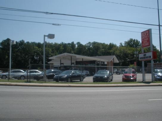 Car Dealerships In Greensboro Nc: Rick's Used Cars : Greensboro, NC 27406 Car Dealership