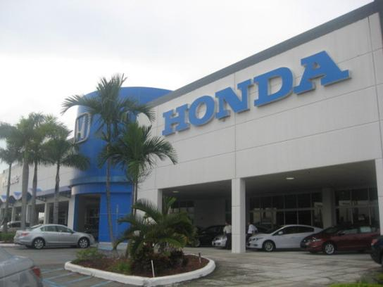 autonation honda miami lakes car dealership in hialeah fl