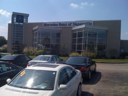 mercedes benz of naperville car dealership in naperville