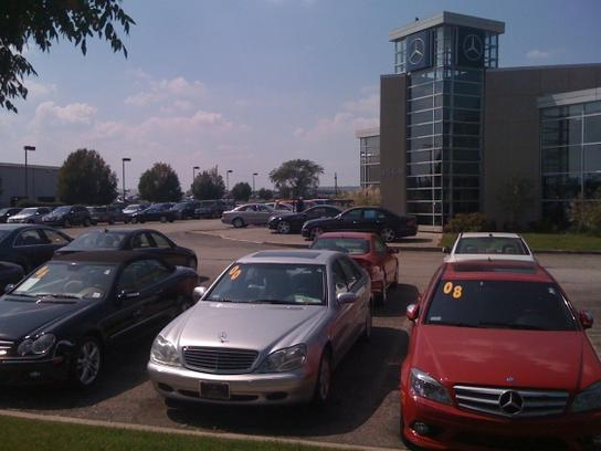 Mercedes benz of naperville naperville il 60540 car for Mercedes benz of naperville il