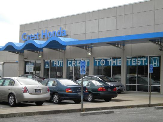 crest honda nashville tn 37228 car dealership and auto