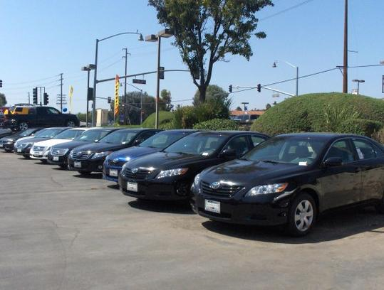 Car Rental Simi Valley Ca