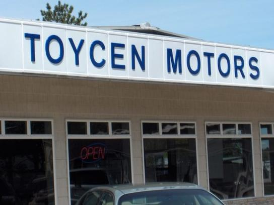toycen motors bloomer wi 54724 1453 car dealership and