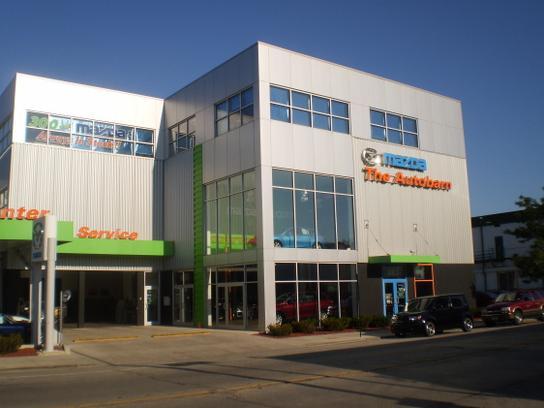 The Autobarn Mazda Of Evanston : Evanston, IL 60202-1323