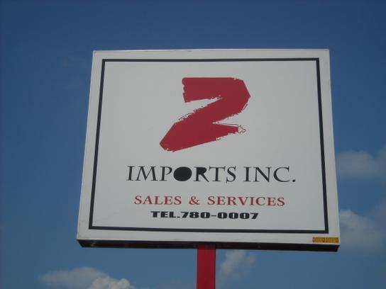 Z imports inc indianapolis in 46227 1236 car dealership for Import direct inc