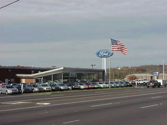 Haag Ford Sales