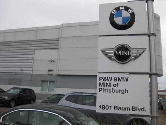 P  W BMW  Pittsburgh PA 15213 Car Dealership and Auto