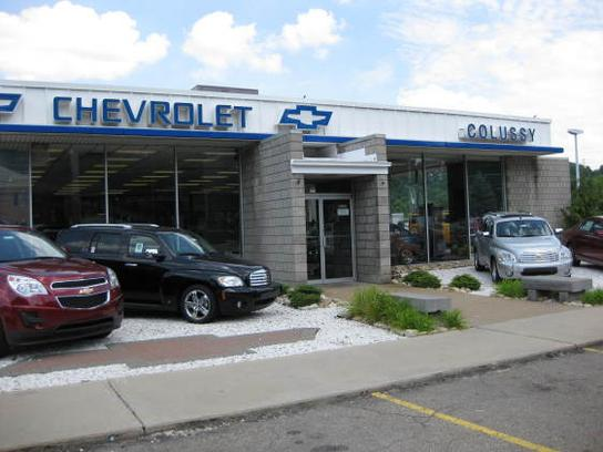 Colussy Chevrolet : Bridgeville, PA 15017 Car Dealership ...