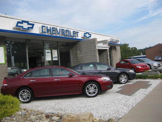 Colussy Chevrolet : Bridgeville, PA 15017 Car Dealership ...