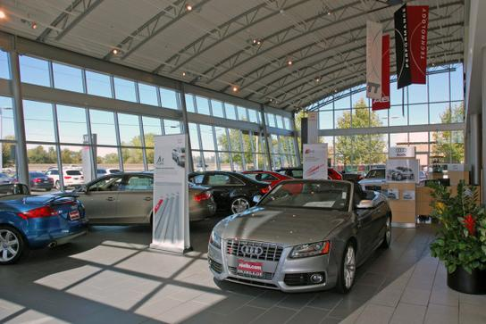 Niello Audi New Audi Dealership In Sacramento Ca 95821
