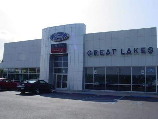Great Lakes Ford of Ludington 1