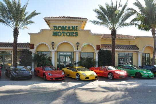 Domani Motors Car Dealership In Deerfield Beach Fl 33441