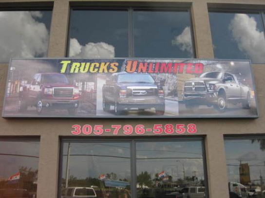 Trucks Unlimited Wholesalers