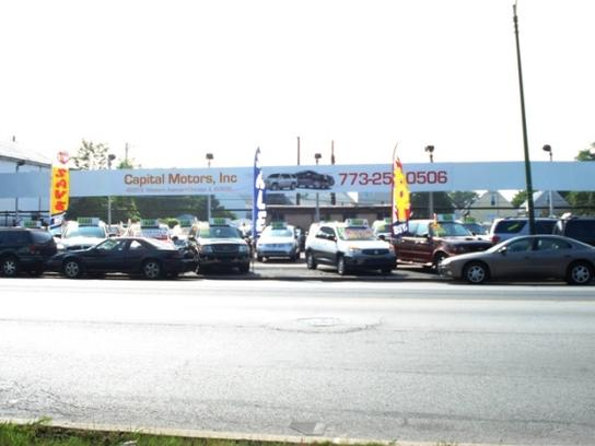 capital motors chicago il 60609 car dealership and auto financing autotrader. Black Bedroom Furniture Sets. Home Design Ideas