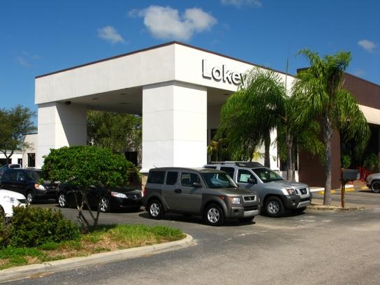 Lokey nissan clearwater fl 33761 4901 car dealership for Honda dealership clearwater