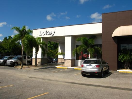 Lokey Nissan Car Dealership In Clearwater Fl 33761 4901
