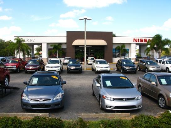 Lokey nissan car dealership in clearwater fl 33761 4901 for Lokey mercedes benz clearwater fl 33764