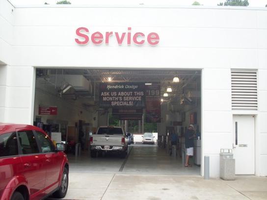 Hendrick Dodge Cary NC Car Dealership and Auto
