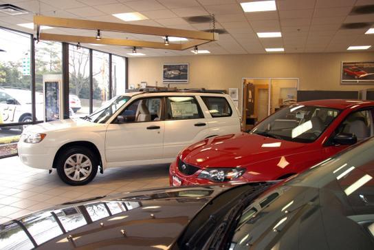 Heritage vw subaru owings mills md 21117 car for Owings mills motor cars reviews