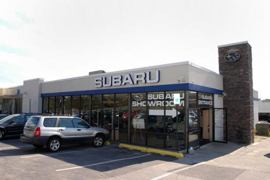 Heritage VW - Subaru