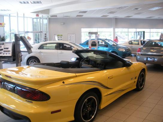Great deals on wheels used cars michigan city in dealer for Motor city gmc used cars