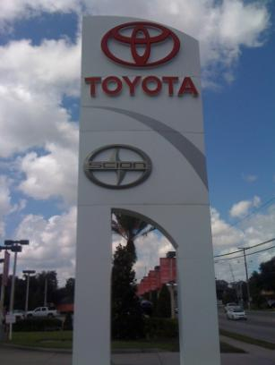Toyota of Tampa Bay 1
