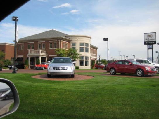 Taylor Cadillac : Toledo, OH 43615-1806 Car Dealership ...